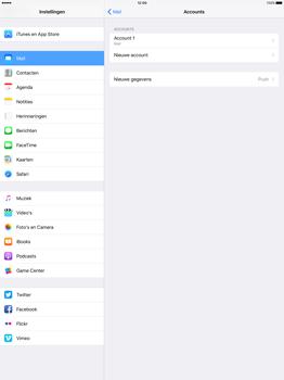 Apple iPad Pro 12.9 inch (2nd generation) - E-mail - Account instellen (IMAP zonder SMTP-verificatie) - Stap 29