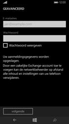Microsoft Lumia 535 - E-mail - Account instellen (IMAP met SMTP-verificatie) - Stap 8