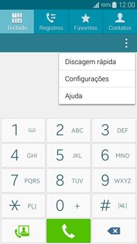 Samsung N910F Galaxy Note 4 - Chamadas - Como bloquear chamadas de um número específico - Etapa 6
