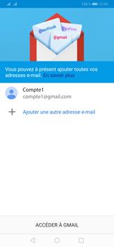 Huawei P30 - E-mail - Configurer l