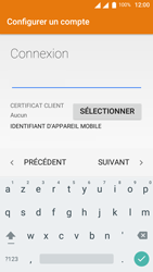 Wiko Lenny 3 - E-mail - Configuration manuelle (outlook) - Étape 8