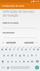 NOS Neva 80 - Email - Configurar a conta de Email -  11