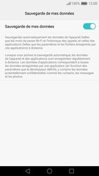 Huawei Nova - Device maintenance - Back up - Étape 10