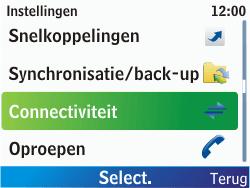 Nokia C3-00 - Bluetooth - koppelen met ander apparaat - Stap 6