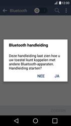 LG K120E K4 - Bluetooth - headset, carkit verbinding - Stap 5