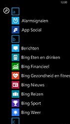 Nokia Lumia 930 - MMS - afbeeldingen verzenden - Stap 2