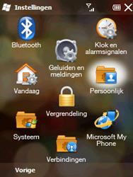 HTC T3333 Touch II - Buitenland - Bellen, sms en internet - Stap 5