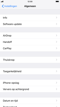 Apple iPhone 6 Plus - iOS 12 - Toestel - Software update - Stap 5