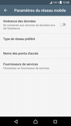 Sony Xperia XZ (F8331) - Android Nougat - MMS - Configuration manuelle - Étape 6