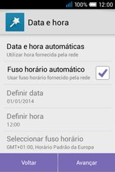 Alcatel POP C1 - Primeiros passos - Como ligar o telemóvel pela primeira vez -  8