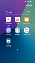 Samsung Galaxy Xcover 4 - E-mail - Configuration manuelle - Étape 5