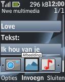 Nokia 2330 classic - MMS - afbeeldingen verzenden - Stap 12