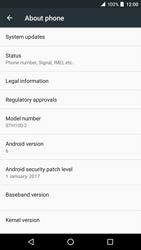 BlackBerry DTEK 50 - Network - Installing software updates - Step 6