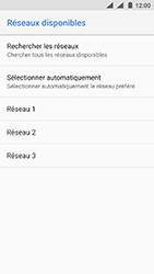 Nokia 3 - Android Oreo - Réseau - Sélection manuelle du réseau - Étape 10