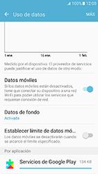 Samsung Galaxy J5 (2016) - Internet - Ver uso de datos - Paso 8