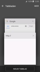 Samsung J320 Galaxy J3 (2016) - Internet - hoe te internetten - Stap 12