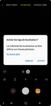 Samsung Galaxy A7 2018 - Photos, vidéos, musique - Créer une vidéo - Étape 6