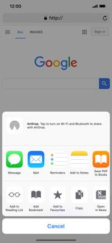 Apple iPhone XR - Internet - Internet browsing - Step 5