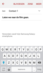 Samsung Galaxy J1 (2016) - E-mail - hoe te versturen - Stap 9