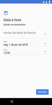 Motorola Moto G6 Play - Primeiros passos - Como ativar seu aparelho - Etapa 12