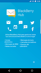 BlackBerry DTEK 50 - E-mail - Configurar correo electrónico - Paso 4