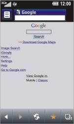 LG GC900 Viewty Smart - Internet - Internet browsing - Step 5