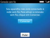 BlackBerry 9620 - Primeiros passos - Como ativar seu aparelho - Etapa 14
