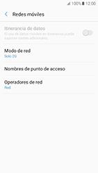 Samsung Galaxy A5 (2017) (A520) - Red - Seleccionar el tipo de red - Paso 8