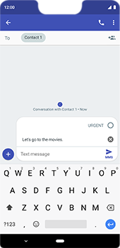 Google Pixel 3XL - MMS - Sending a picture message - Step 8