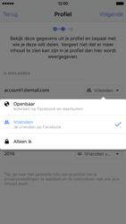 Apple iPhone 6 met iOS 9 (Model A1586) - Privacy - Privacy instellingen van Facebook aanpassen - Stap 12
