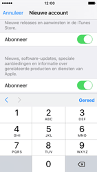 Apple iPhone 5 iOS 9 - Applicaties - Account aanmaken - Stap 16