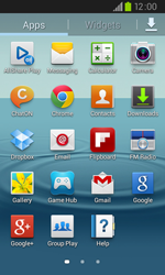 Samsung I9105P Galaxy S II Plus - Email - Sending an email message - Step 3