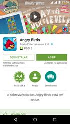Wiko Rainbow Jam DS - Aplicações - Como pesquisar e instalar aplicações -  18