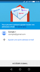 Huawei Y6 II Compact - E-mail - Configuration manuelle (gmail) - Étape 15