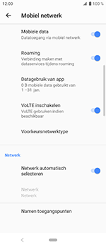 Sony Xperia 10 - Internet - buitenland - Stap 10
