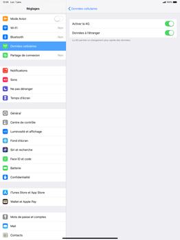 Apple iPad Pro 12.9 (2018) - Internet - Utilisation à l