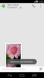 LG D821 Google Nexus 5 - MMS - afbeeldingen verzenden - Stap 12