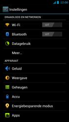 Huawei Ascend G615 - Internet - handmatig instellen - Stap 4