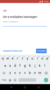 Nokia 8 Sirocco - E-mail - e-mail instellen: IMAP (aanbevolen) - Stap 9