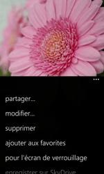 Nokia Lumia 625 - Photos, vidéos, musique - Prendre une photo - Étape 12