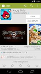 Motorola Moto X (2014) - Aplicativos - Como baixar aplicativos - Etapa 18