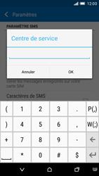 HTC One M9 - SMS - Configuration manuelle - Étape 9
