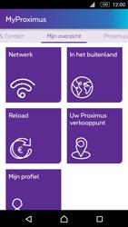 Sony Xperia M5 - Applicaties - MyProximus - Stap 18
