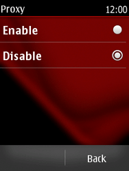 Nokia Asha 300 - MMS - Manual configuration - Step 11