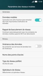 Huawei Y5 - Internet et connexion - Activer la 4G - Étape 7