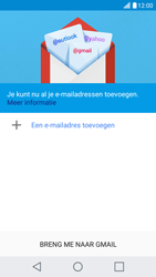LG X Screen - E-mail - handmatig instellen (gmail) - Stap 5