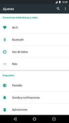 LG Google Nexus 5X (H791F) - Mensajería - Configurar el equipo para mensajes multimedia - Paso 4