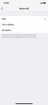 Apple iPhone XS - Internet no telemóvel - Como ativar 4G -  6