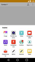 LG H840 G5 SE - Mms - Envoi d