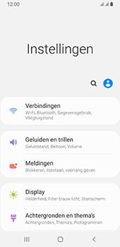 Samsung galaxy-a8-2018-sm-a530f-android-pie - WiFi - Handmatig instellen - Stap 4